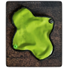 Green Cloth Pad