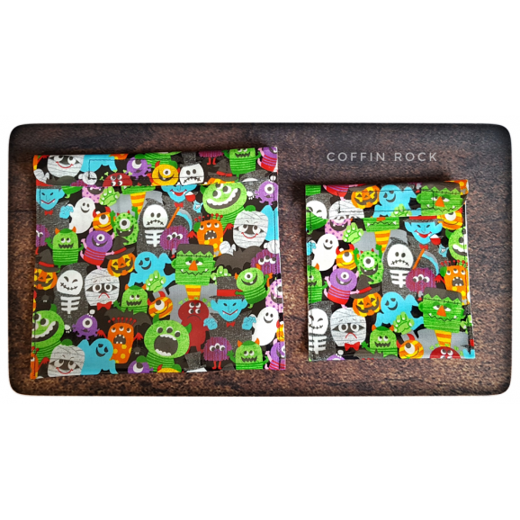 Monsters waterproof pouch for pads