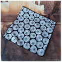 Haunted cotton handkerchief