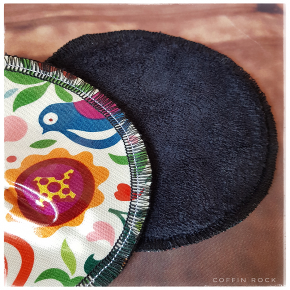 Calaveras - Washable Nursing pads