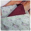 Ensemble pour la piscine : les licornes