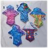 moyennes diamant serviette lavable