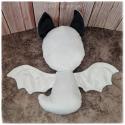 Ghostie Batty - peluche toute douce