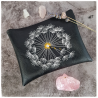 Dandelion Clutch bag