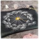 Dandelion Clutch bag