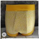 S - fleuri - culotte menstruelle