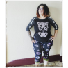 Legging skull - 2XL
