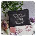 Cauldron Clutch bag