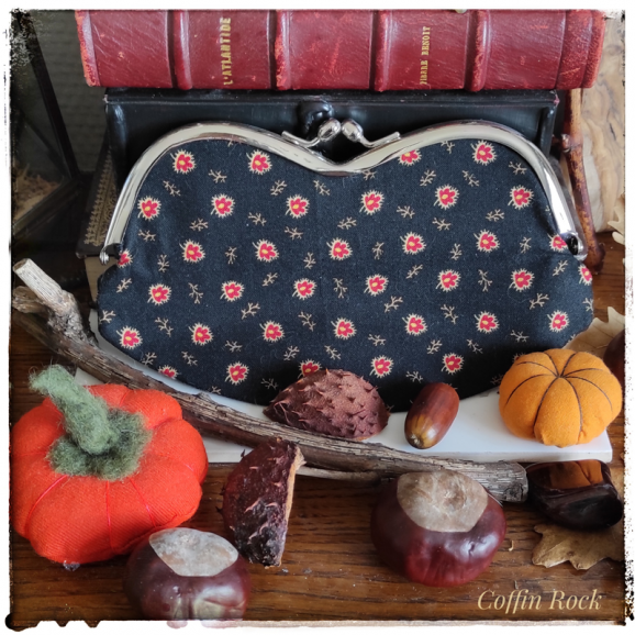 little flowers Glasses Case
