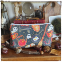 Trousse cute halloween - taille moyenne
