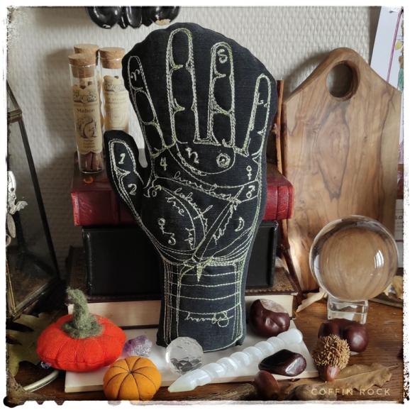 Palmistery Hand