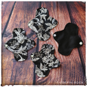 witchy panty liner
