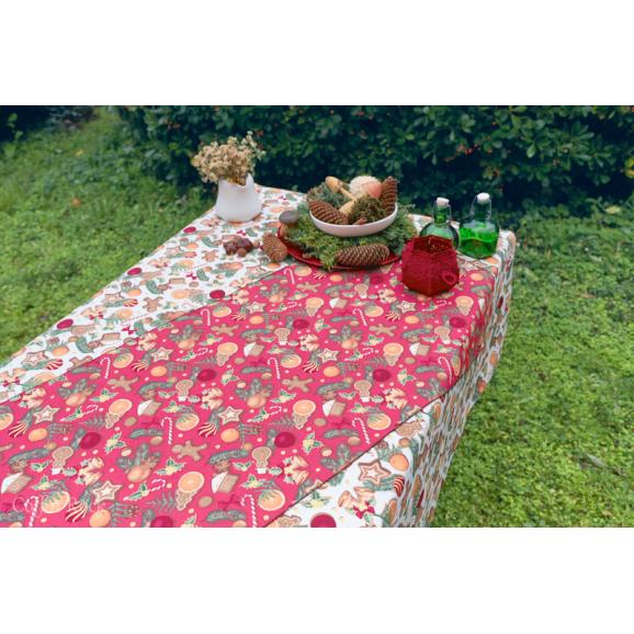 Chemin de table gourmand - Jour 8