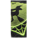 Witchy bath towel