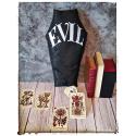 Evil ! coussin cercueil