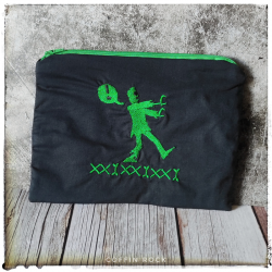 zombie pouch