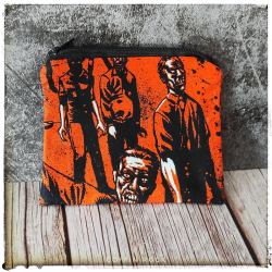 zombies coin purse