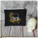 Skull Clutch bag