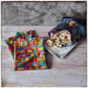 freezer bag - legos