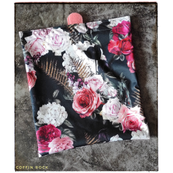 freezer bag - flowers