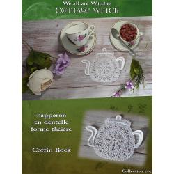 teapot doily