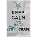 tote bag : Keep Calm and Practice Witchcraft