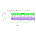 XS - Cute - organic Coffinshort - period panty