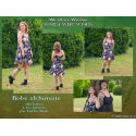 Robe witchy sur mesure