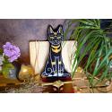 Bastet - egyptian cat cushion