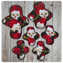 darkness - skull'n'roses