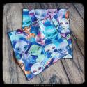 alien : mouchoirs en coton