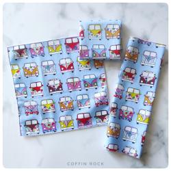 combi  : mouchoirs en coton