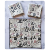 chic witch : mouchoirs en coton