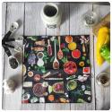 kitchen witch : mouchoirs en coton