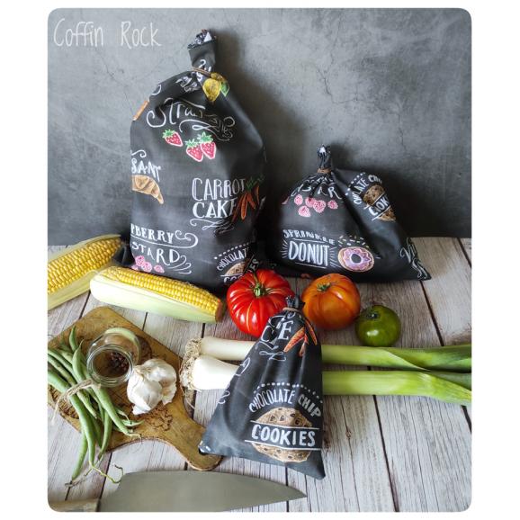 bulk bag - chalkboard