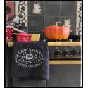 Evil Spirits Black kitchen Towel