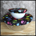 skull - bowl topper