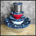 catmaid - bowl topper