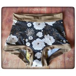 L-BIO- fleurs d'automnes - culotte menstruelle