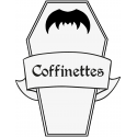Coffinette - zipped bag