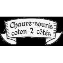 Forme Chauve-souris coton
