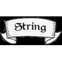 Serviette pour string
